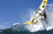 Alan Meeks Windsurfing
